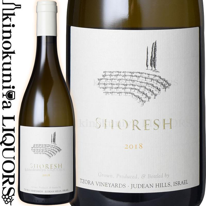 ワイン, 白ワイン  2018 750ml Tzora Vineyards Shoresh Blanc (2017) 2020-0217