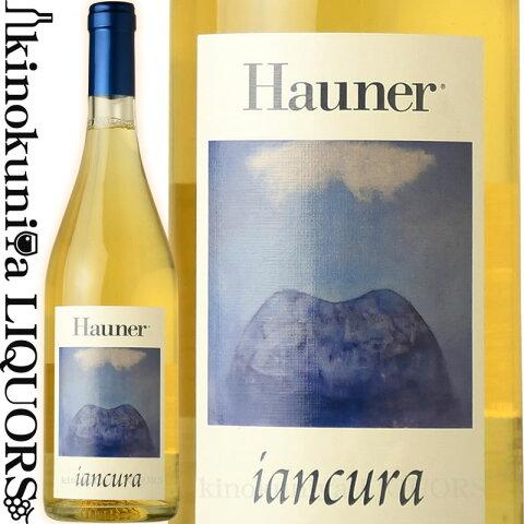 ハウナー / イアンクーラ ビアンコ [2018] 白ワイン 辛口 750ml / イタリア シチリア I.G.T. TERRE SICILIANE / HAUNER IANCURA / ガンベロ ロッソ 2ビッキエーリ
