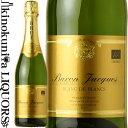 バロン ジャック ブリュット ヴァン ムスー [NV] スパークリングワイン 泡白 辛口 750ml / フランス ブルゴーニュ ボーヌ / Baron Jacques Brut Vin Mousseux FPVD /オーガニック