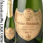 ヴィーニャ・アデライダカヴァブリュット[NV]白スパークリングワイン/スペインペネデスD.O.カヴァCAVAVinaAdelaidaBrutボデガス・ロペス・モレナス社スペインのカバ