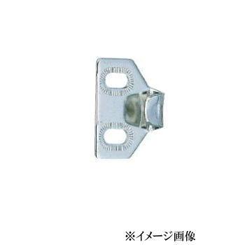 クマモト PLUS ステンレス 6Sクレセント C-55 ウケ/ 1個 (窓 サッシ 防犯 鍵 カギ ドア 扉 交換 金物)