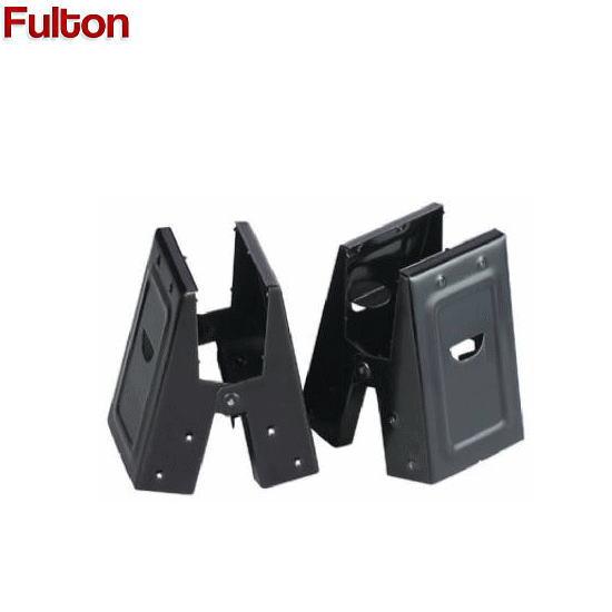 【フルトン FULTON】FULTON 400SHB ソーホースブラケット 鉄 2個の写真