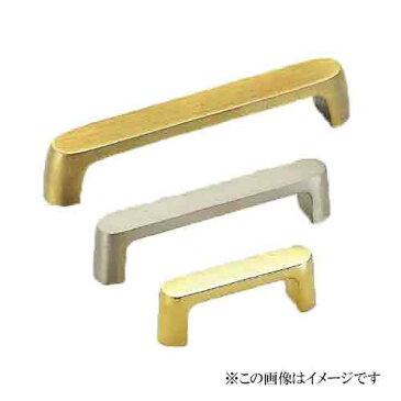 シロクマ 白熊印・HB-22 真鍮 クラークハンドル 180 仕上:ホワイト(全長=180mm ビスピッチ=160mm)