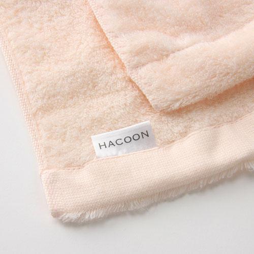【生活提案館Today価格】今治産タオル雲の上のタオル「白雲(HACOON)」フェイスタオル(ピンク)