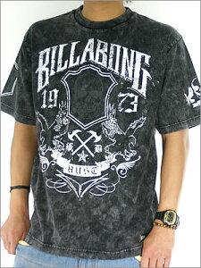 【BILLABONG】ビラボンMEN'STEEシャツビーチ&コームド天竺使用《WHITE》ホワイト