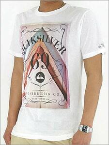 【QUIKSILVER】クイックシルバーメンズTEEシャツ