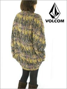 【VOLCOM】ボルコムレディースデザインTシャツ