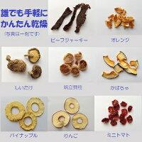 【全国送料無料】家庭用食品乾燥機プチマレンギDX