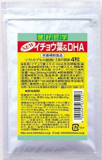Ginkgo leaf & DHA (200 mg x 80 grit)