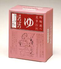 "Fragrance (*7 30 g case) 10P22Nov13 of the medicinal herb bath articles ""ゆほのぼの"" chamomile"