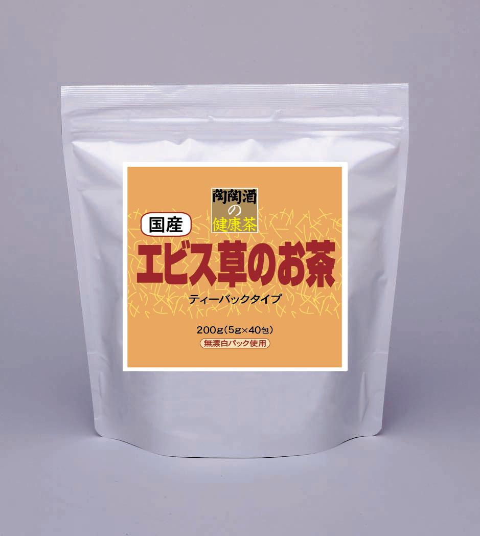 Tea (5 g of *40 tea bag) of the Ebisu grass