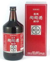薬用陶陶酒銀印・甘口(1000ml入)【第2類医薬品】