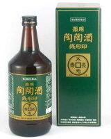 薬用酒陶陶酒銭形印(720ml)【第2類医薬品】
