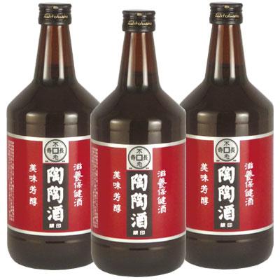 陶陶酒 銀印(甘口)1000ml