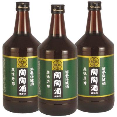 陶陶酒 銭形印(辛口)1000ml