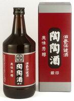 陶陶酒銀印・甘口(720ml入)