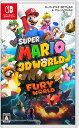 【新品】スーパーマリオ 3Dワールド + フューリーワールド -Switch