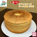 【ふるさと納税】 ケーキ シフォンケーキ 八ヶ岳シフォン カットシフォン アソート 5種9個セット 種類はおまかせ 極ふわ 平飼地鶏卵 焼きたて 送料無料