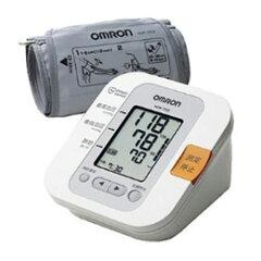 血圧値レベル表示でわかりやすい。大型表示で見やすいベーシックタイプ【送料無料】オムロン(OM...