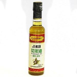 山椒油(花椒油) ファージョウユ  ファージョーユ 120ml 四川名物