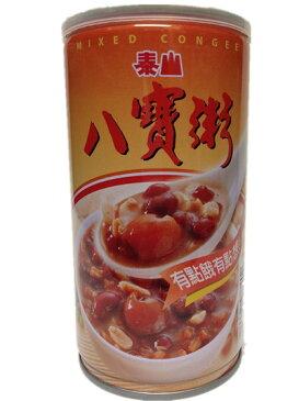 お粥 台湾泰山八宝粥 中華甘いお粥  温めても冷やしても美味しいです。
