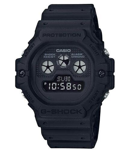 腕時計, メンズ腕時計 G-SHOCK DW-5900BB-1