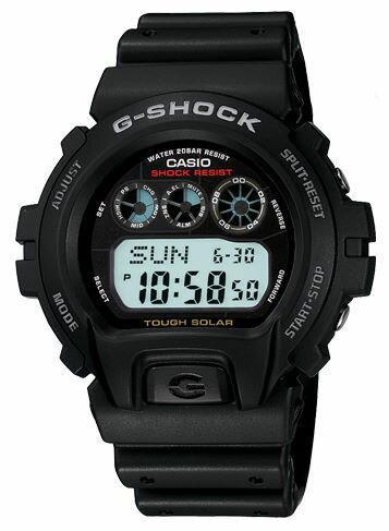 腕時計, メンズ腕時計 G-SHOCK DW-6900 G-6900-1