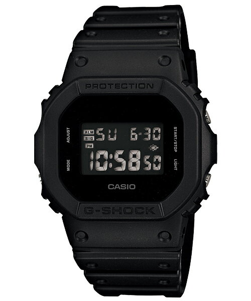 腕時計, メンズ腕時計 2020109G-SHOCK DW-5600BB-1