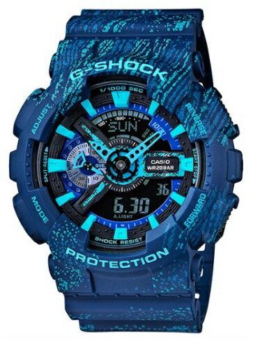 腕時計, メンズ腕時計 G-SHOCK MIST TEXTURE GA-110TX-2A