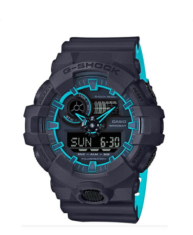 腕時計, メンズ腕時計 G-SHOCK GA-700SE-1A2