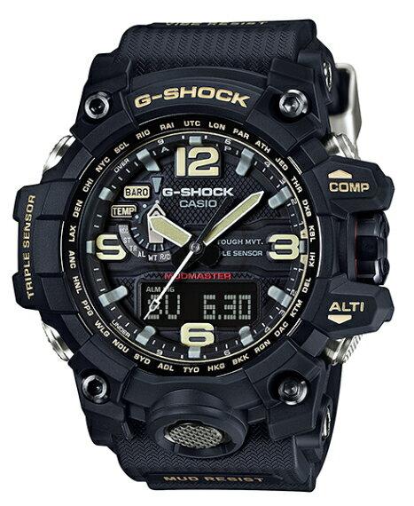 腕時計, メンズ腕時計 G-SHOCK MUDMASTERGWG-1000-1A