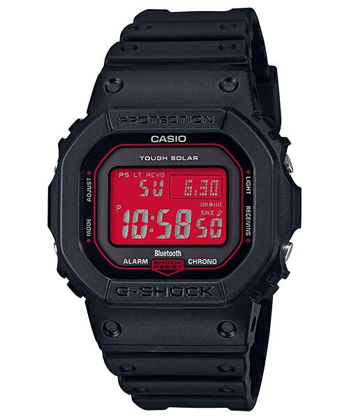 CASIO G-SHOCK Red watch 24 G-SHOCK Black and Red...