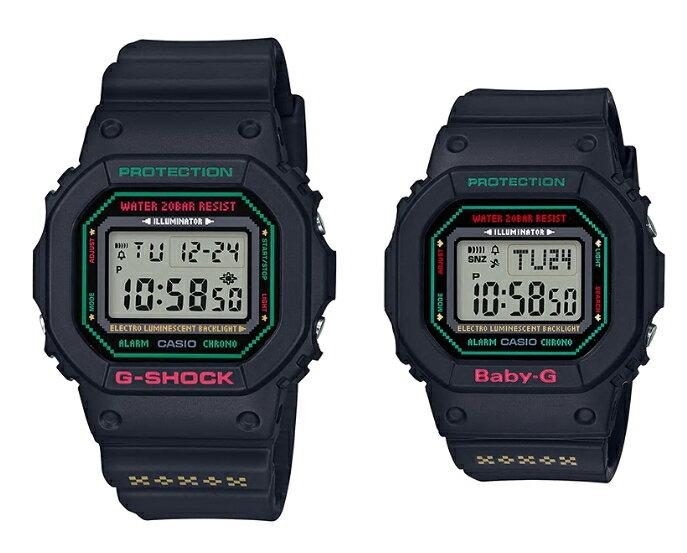 腕時計, ペアウォッチ 2019 G-SHOCKBaby-G LOV-19B-1