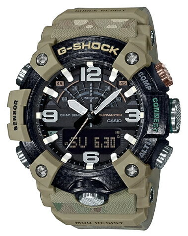 腕時計, メンズ腕時計 G-SHOCK GG-B100BA-1A