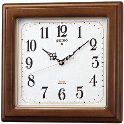 【お取寄せ品】セイコークロック電波掛時計 スイープKS298B