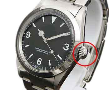 腕時計用 リューズセット 全36個入り GP/SS DE-604-JSS【腕時計/クォーツ/部品/外装/ゴールド/シルバー/竜頭/修理/交換/調整/工具】【RCP】