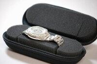 毎日売れてる人気商品の名入れサービス!オリジナルケース作れます!【雑誌掲載商品】携帯に便利な1本用時計ケースIGIMIオリジナル