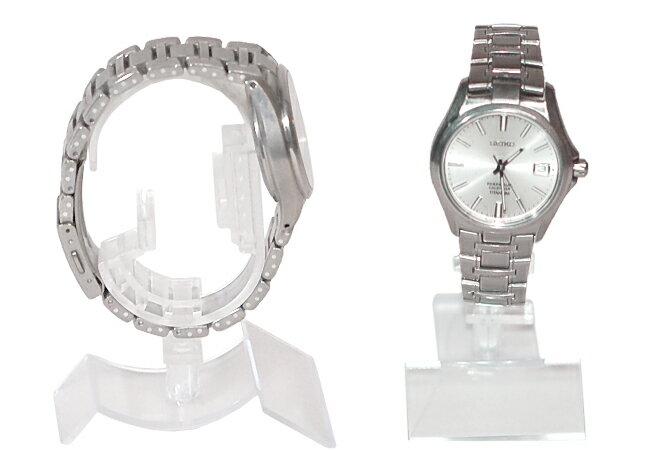 時計スタンド アクリルウォッチスタンド メンズ&レディースどちらもOK IG-ZERO54