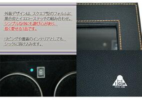 IGIMIオリジナル2本用黒合皮ウォッチワインダーIG-ZERO107-1