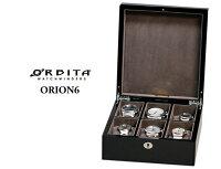 オービタ【ORBITA】オリオン6本収納ウォッチボックスORION10【時計収納/ORBITA/ORION/時計ケース/時計ボックス】