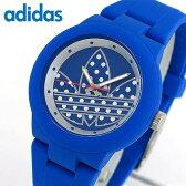 ★送料無料 アディダス adidas originals ADH3049 アバディーン ABERDEEN ユニセックス レディース 腕時計 新品 時計 ペアウォッチ ウォッチ 青 ブルー ホワイト