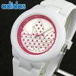 アディダス adidas originals ADH3051 アバディーン ABERDEEN レディース 腕時計 新品 時計 ペアウォッチ ウオッチ かわいい 白 ホワイト ピンク