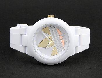 ★送料無料adidasアディダスABERDEENアバディーンADH9083海外モデルレディース腕時計男女兼用ユニセックス白ホワイトゴールドシルバーピンクゴールド