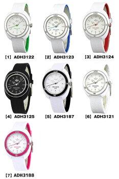adidasアディダスSTANSMITHスタンスミス海外モデルレディース女性用腕時計黒ブラック白ホワイト青ブルー赤レッド緑グリーンピンク誕生日プレゼントギフト