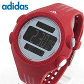 ★送料無料 adidas アディダス Performance パフォーマンス QUESTRA クエストラ ADP3134 海外モデル メンズ 腕時計 ウォッチ ウレタン バンド クオーツ デジタル 赤 レッド