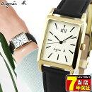 SEIKOセイコーagnesb.アニエス・ベーFCRK992レディース腕時計革ベルトレザークオーツ黒ブラック白ホワイト金ゴールド国内正規品商品到着後レビューを書いて7年保証
