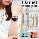 DanielWellingtonダニエルウェリントンCLASSICCUFFDANIEL-CUFFメンズクラシックカフバングルアクセサリー金ピンクゴールド銀シルバー
