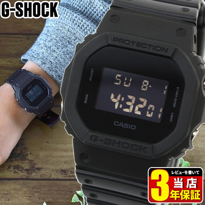 腕時計, メンズ腕時計 BOX CASIO G-SHOCK G ORIGIN DW-5600BB-1
