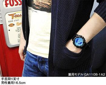 CASIOカシオG-SHOCKGショックGA-110CM-8A海外モデルCamouflageSeriesカモフラージュシリーズメンズ腕時計新品男性用時計ウォッチグレー迷彩【_包装】