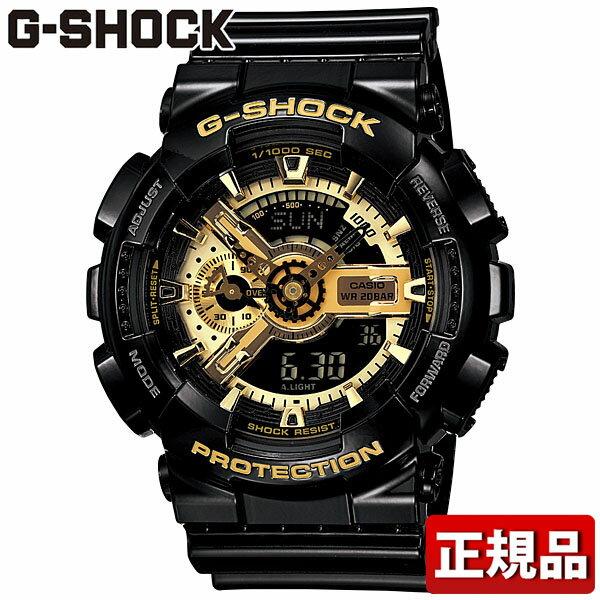 腕時計, メンズ腕時計 CASIO G-SHOCK G GA-110GB-1AJF BlackGold Series G